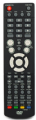 ALBA ALTVDi711701 ipod Tv Remote Control